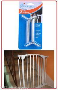 baby banister gate adapter baby gate extension banister pressure mounted gate