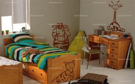 stickers girafe chambre bébé stickers girafe pour chambre de bébé