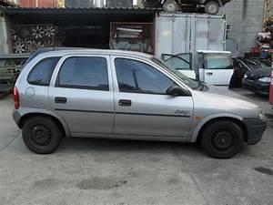 1996 Holden Barina Sb Swing 5 Sp Manual 1 4l Single Point F  Inj Seat Belt Rf