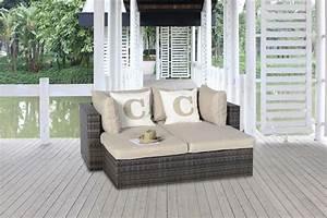 Gartenmöbel Für Kleinen Balkon : rattan lounge balkonm bel rattan sofa platzsparend preiswert balkon und terrassenm bel ~ Sanjose-hotels-ca.com Haus und Dekorationen