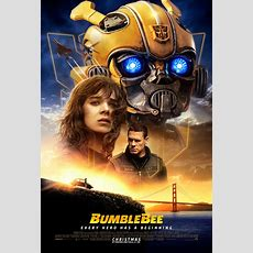 New Bumblebee Poster Rolls Out Collider