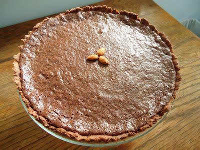 eat run read cake   week double chocolate tart