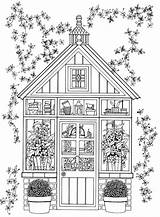 Coloring Pages Adult Books Colouring Stress Adults Garden Help Huffingtonpost sketch template