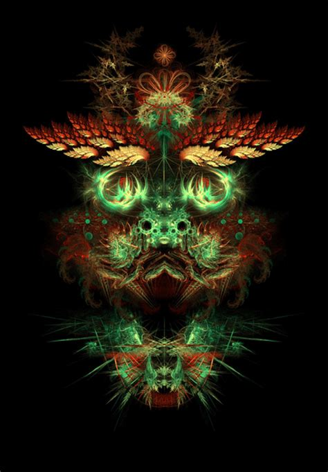 eye popping examples  fractal arts blueblotscom
