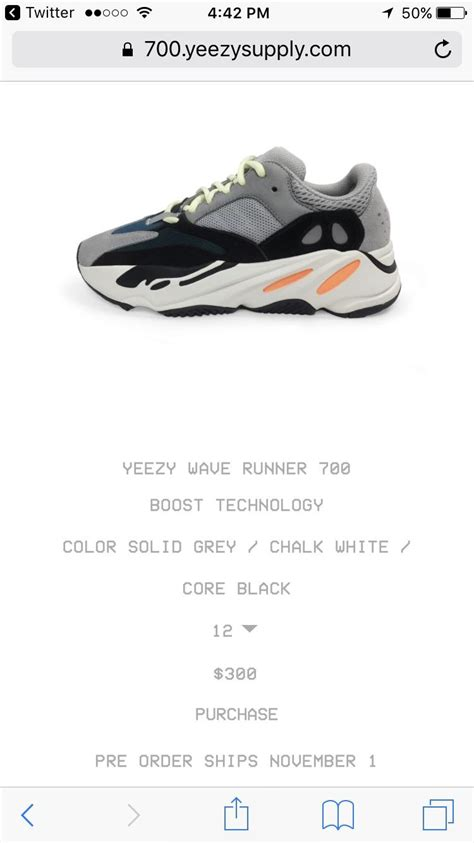 thoughts   yeezy wave runner  sneakers