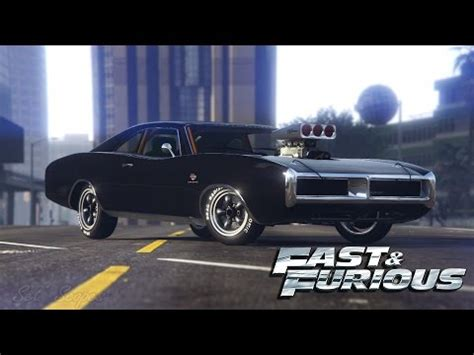 Dom Fast And Furious Car by Fast And Furious Dom S Charger Car Build Gta 5