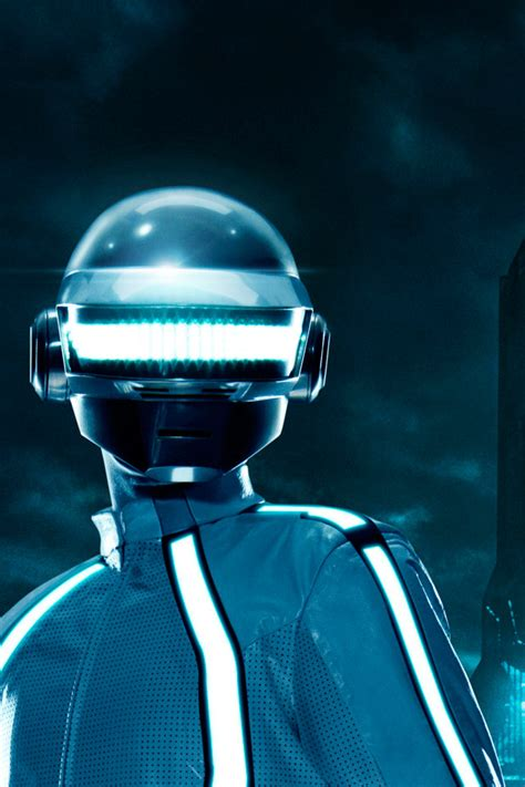 Daft Punk Tron - Music iPhone, Android and mobile ...