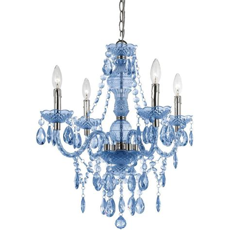 tadpoles 4 light white mini chandelier cchapl410 the
