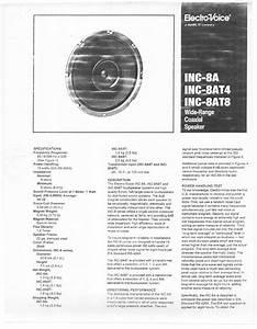 Inc-8at4 Manuals