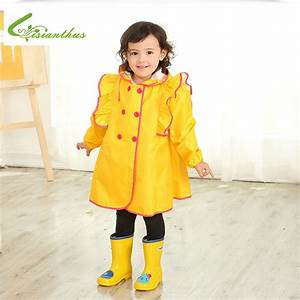 High Quality Kids Rain Suit Fun Raincoats Princess Outdoor ...