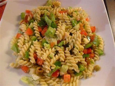 salade de pates recette les meilleures recettes de salade de p 226 tes