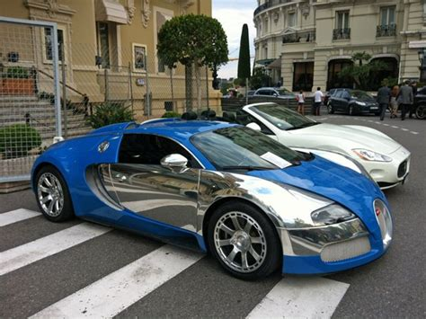One Of The Rarest Bugatti Veyrons In The World