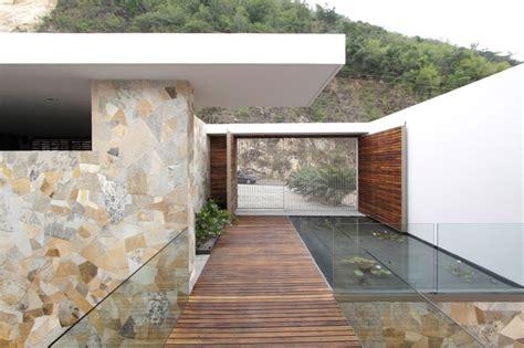 Mexican Casa Almare by Casas De Ensue 241 O Una Villa Minimalista En M 233 Xico Frente
