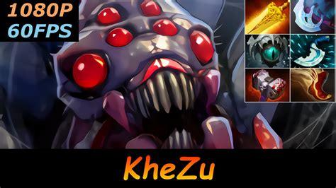 dota 2 esc khezu broodmother pro top mmr 20 kills ranked gameplay youtube