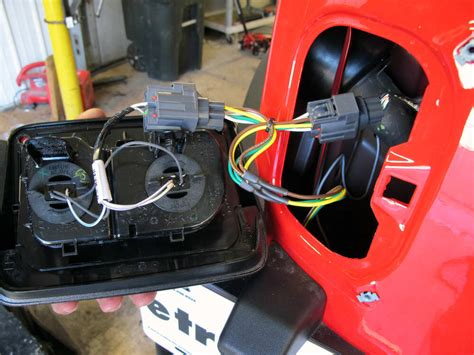 Jeep Wrangler Custom Fit Vehicle Wiring Curt