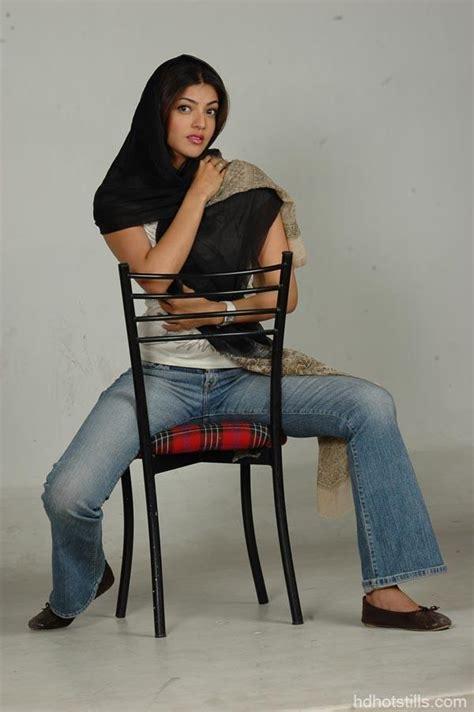 kajal agarwal   tight jeans indian actress