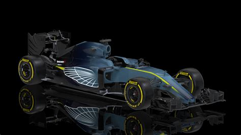 Aston Martin Williams F1 Team Concept