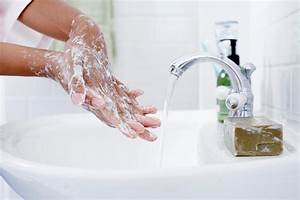 Proper Hand Washing Technique for Cooking