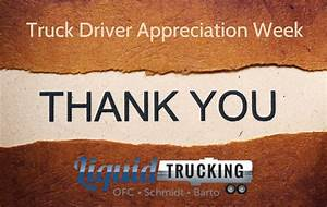 A World Without You - Truck Driver Appreciation Week ...