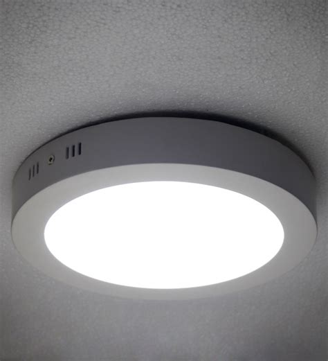 kitchen lighting led aesthetics 18 watt led surface ceiling light white color 2189