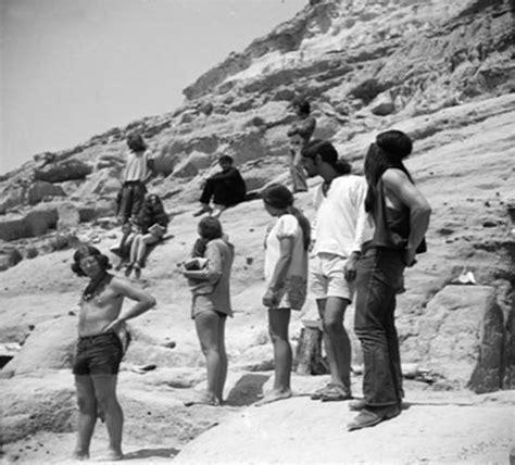 hippie caves  matala  housed joni mitchell