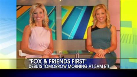 Cohosts Ainsley Earhardt And Anna Kooiman Preview Fox And