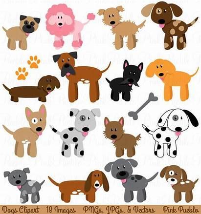 Clip Clipart Dog Puppy Perros