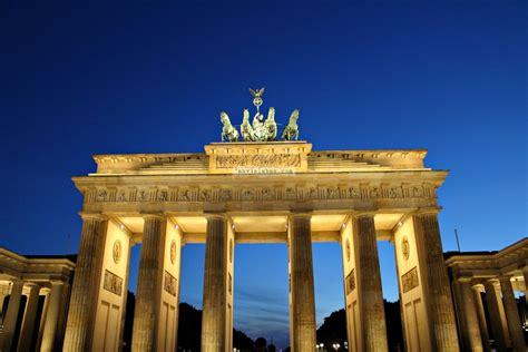 porta berlino berlin porte de brandenburg allemagne