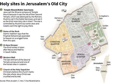 special report prayers inflame tensions  jerusalem