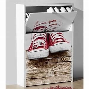 Meuble à Chaussures Original : incroyable meuble a chaussures but 2 meuble chaussures original digpres ~ Teatrodelosmanantiales.com Idées de Décoration
