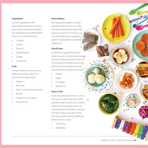 babys  recipe book sophie guidolin