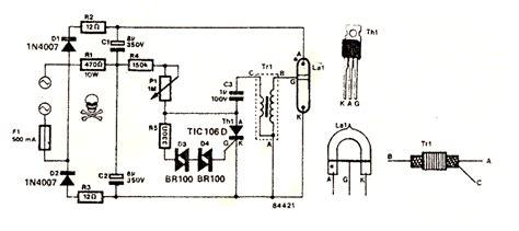 Circuit For Xenon Flash Lamp