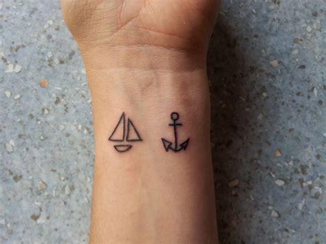 66 Attractive Anchor Wrist Tattoos Design