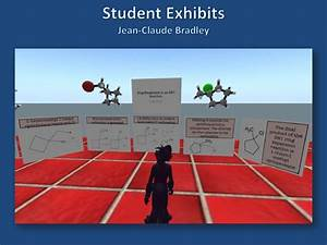 Chemistry in Second Life