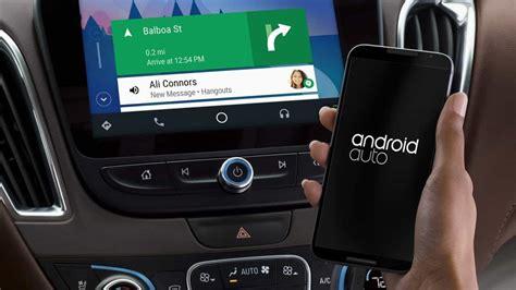 Android Auto Bedienkonzept Design by Android Auto Ganha Novo Design E Recursos Araruna1 O