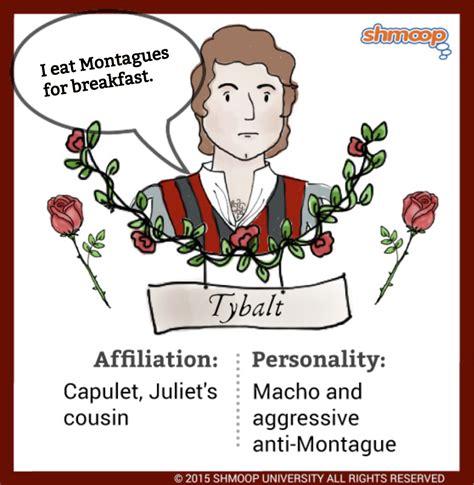 Romeo montague biography