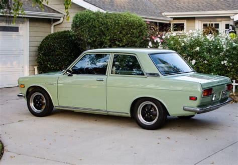 1971 Datsun 510 For Sale by Qotw What S The Best Shade Of Jnc Green Japanese