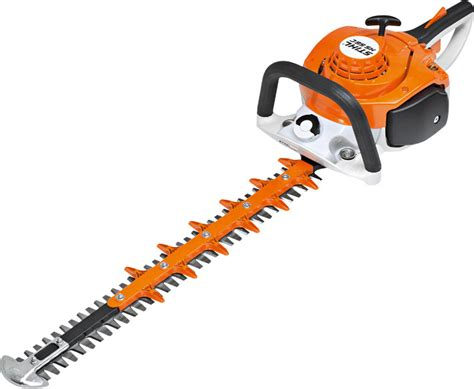 hs 56 c e semi professional petrol hedge trimmer with