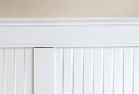 Beadboard Paneled Wainscoting  Traditional  Toronto By
