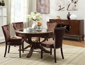 buy bolero round table dining room set by universal from With where to buy a dining room set