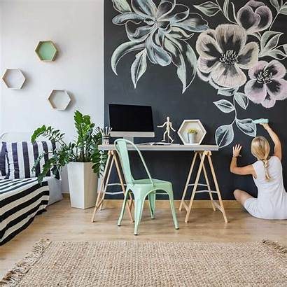 Wall Painting Creative Trendy Into Give
