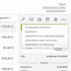 Lexware Rechnung Schreiben : angebotsprogramm online angebote schreiben mit lexoffice ~ Themetempest.com Abrechnung