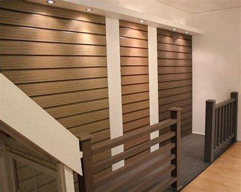 integrated decorative pvc wall panels  living room
