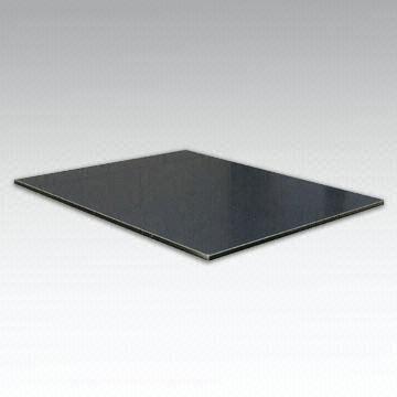 black mirror aluminum composite panel sx competebond china manufacturer