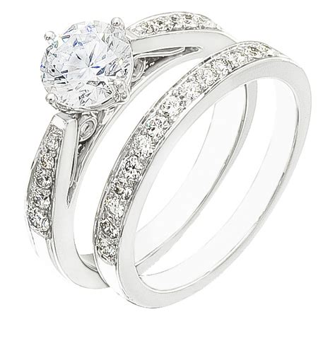 engagement ring sale white gold with diamonds