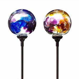 Globe solar lights outdoor lighting and ceiling fans