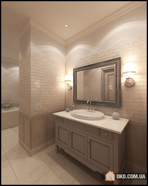 Modern Classic Bathroom Ideas by 30 Ideas For Using Wainscoting Subway Tile In A Bathroom