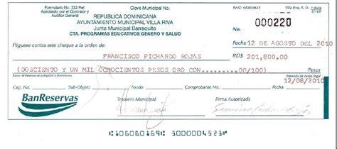Despacho Informativo: Ex síndico de Barraquito en Villa ...
