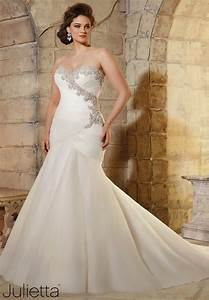 Plus Size Wedding Dresses A Simple Guide MODwedding