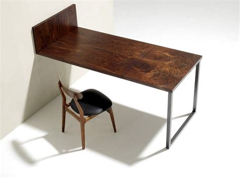 fold down dining table custom made walnut and steel folding dining table by anand